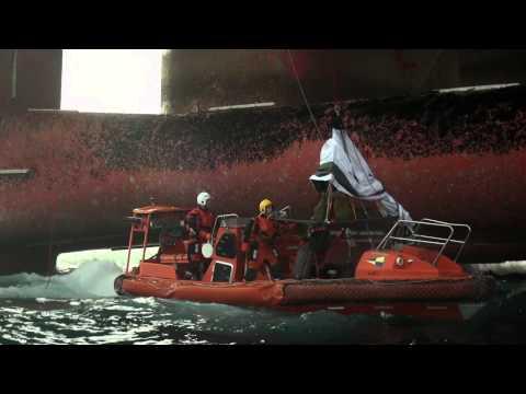 90 hours occupation of Transocean Spitsbergen