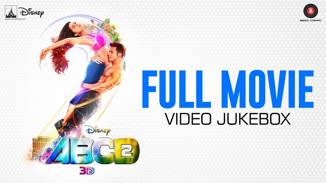 Pagalworld ABCD 2 Music A to Z Bollywood Movie Mp3 Songs