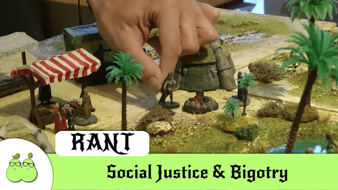 Roleplaying Social Justice & Bigotry