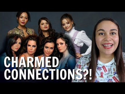 Every Original Charmed Reference In The Charmed Reboot!