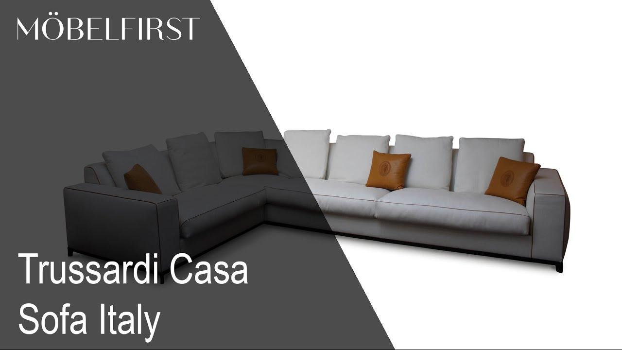 Designermöbel sofa  Designermöbel – Sofa Italy von Trussardi Casa | MÖBELFIRST ...