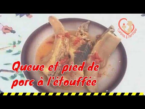 Comment pr parer le pieds de porc l 39 touff e youtube - Cuisiner des pieds de porc ...