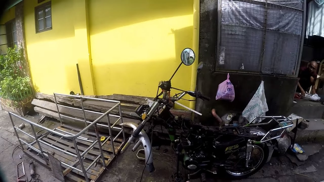 Building A Sidecar From Scratch In The Philippines Expats