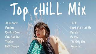 Top Hits 2020 | Chill Songs | At My Worst x Monsters x Beautiful Scars