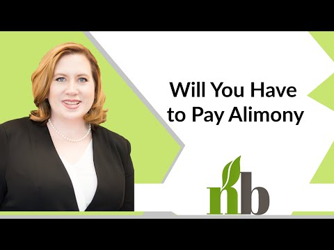 Will You Have to Pay Alimony? | Huntsville AL Divorce Attorneys | New Beginnings Family Law