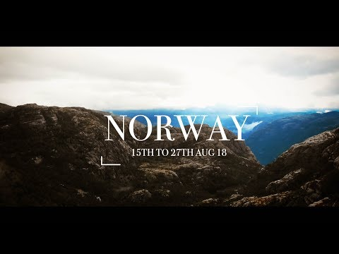 Norway HD - A Solo Journey - 13days Trip