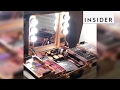 OPV sells a makeup trolley and it's glamorous