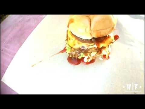 Burger Leleh Manjung !!