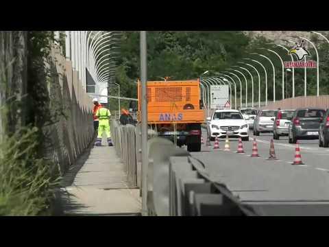 Catanzaro, Anas inizia valutazioni strumentali al Ponte Morandi