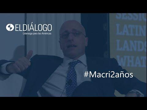 Mauricio Macri at Mid-Term: A Conversation with Carlos Pagni