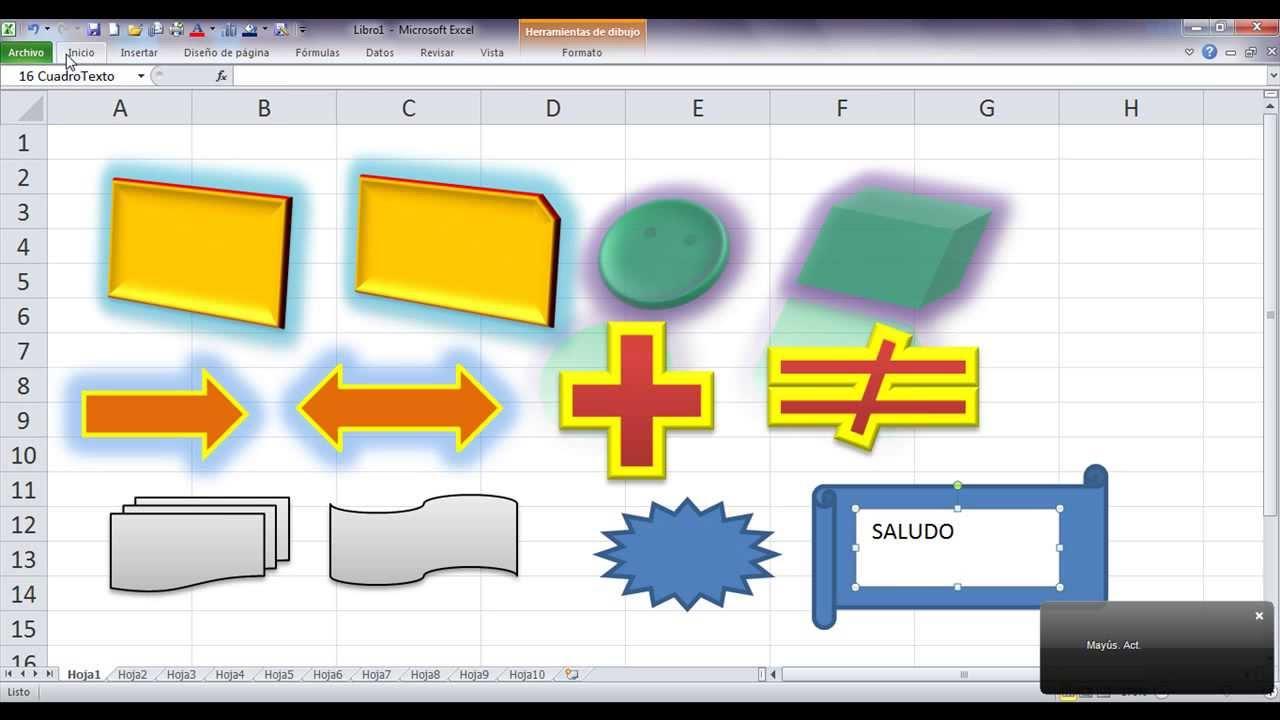 Manual Completo Microsoft Excel 2010 ✅✅✅