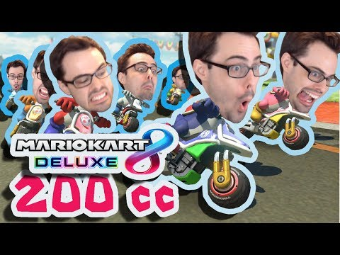 Losing Everything (First Place, Sanity, Friends...) | Mario Kart 8 Deluxe 200cc [#2]