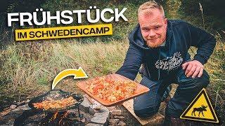 Outdoor Kitchen - Toast und Rührei mit Fritz Meinecke im Schwedencamp