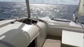 Sailaway012602.wmv Mainecat 30 Catamaran