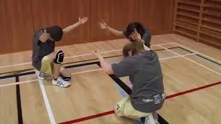 #1국제킨볼연맹 킨볼수업동영상초급,접근How to play Kin ball rules and demonstration