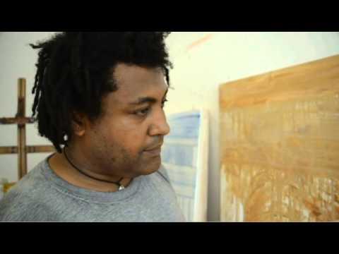 "Engdaget Ethiopian Artist    "" Berlin """