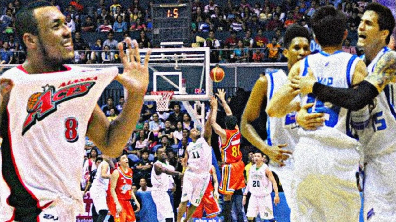 """BUO ANG LOOB"" PBA Moments from 2012-2013 season - Part 1"