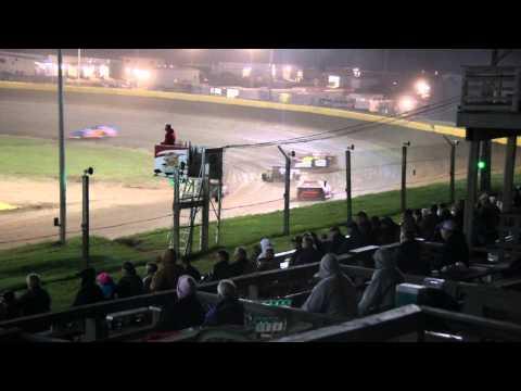 Darrell Nelson Wins 5/17/2014 Cedar Lake Speedway