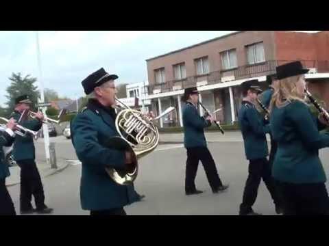 EMM Koewacht intocht Sinterklaas 2015