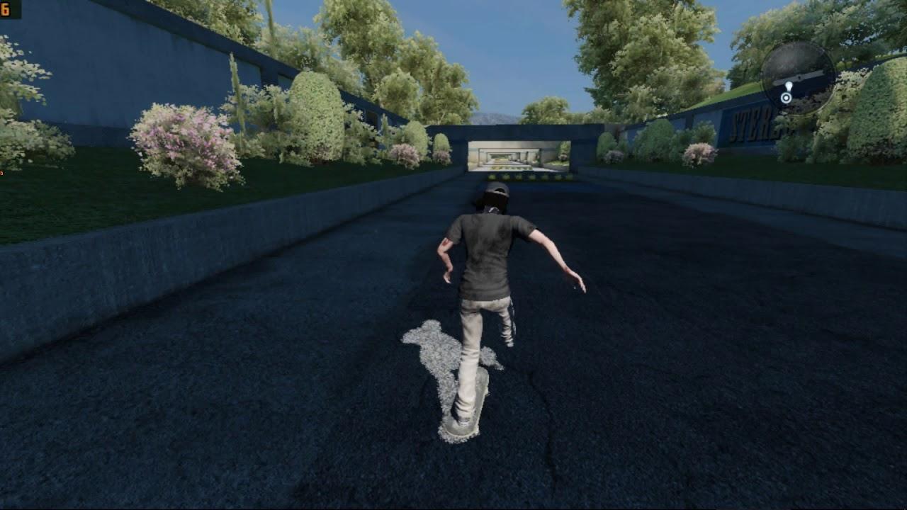 RPCS3 PS3 Emulator - Skate 3 OpenGL VS Vulcan performance