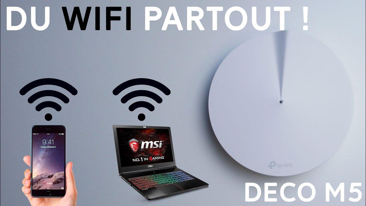 Capter le wifi partout dans la maison ventana blog for Avoir internet a la maison