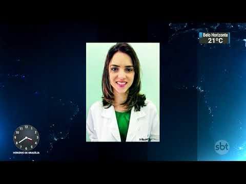 Polícia conclui que ex-marido e ex-sogro encomendaram morte de médica   SBT Notícias (20/10/17)