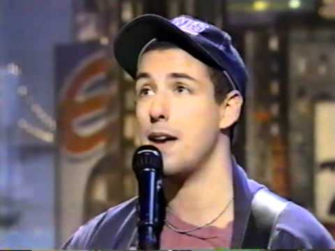 Adam Sandler SLOPPY JOE LUNCHLADY LAND