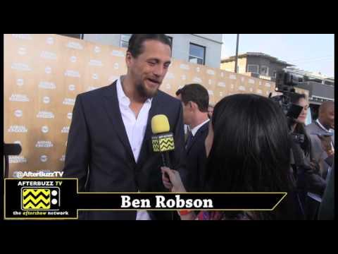 Ben Robson Interview   TNT