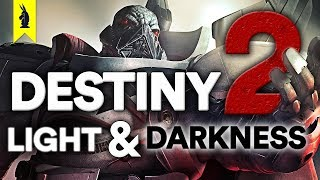 Destiny 2 on Religion: Rise of Evil –Wisecrack Quick Take