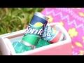 DIY American Girl Doll Soda Cans