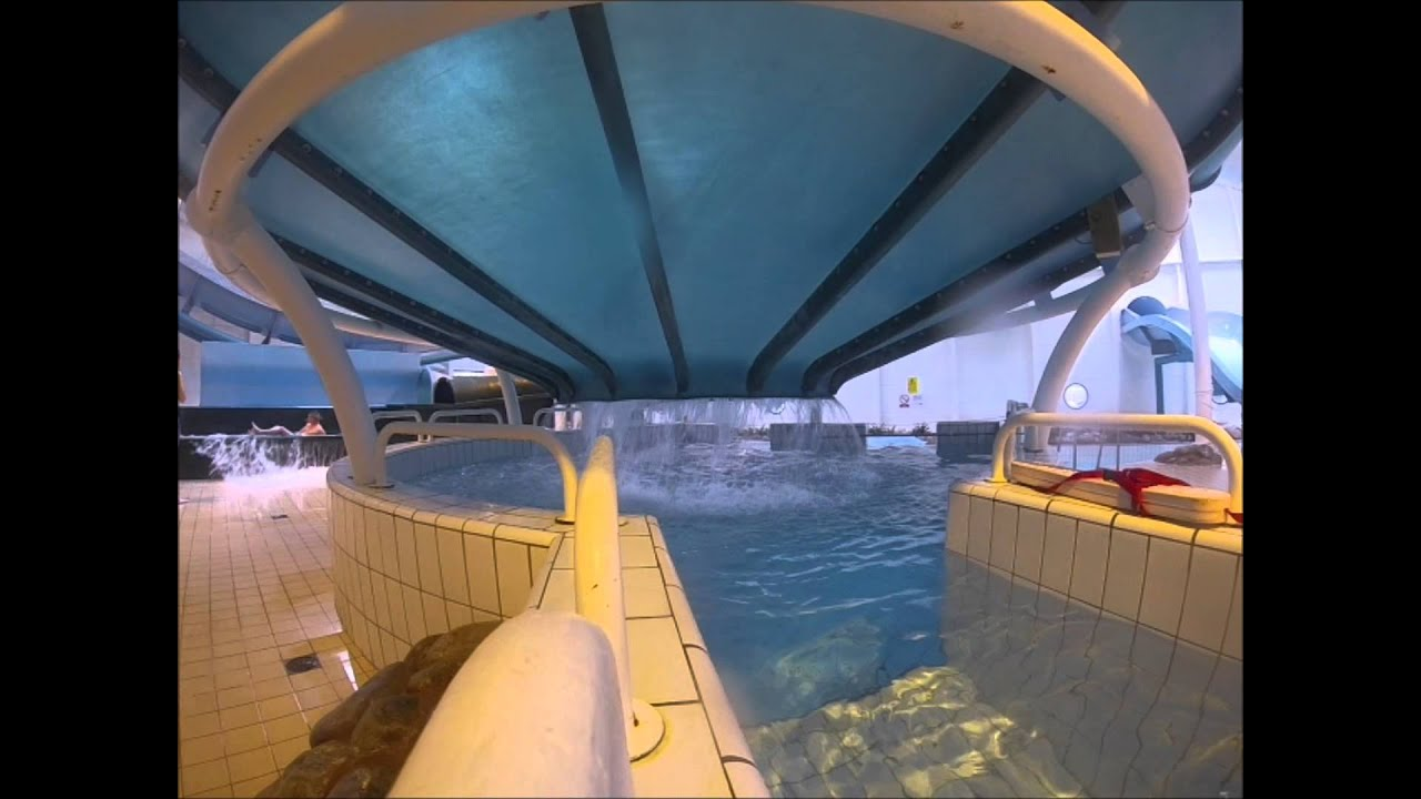 Butlins Minehead Water Flumes Youtube