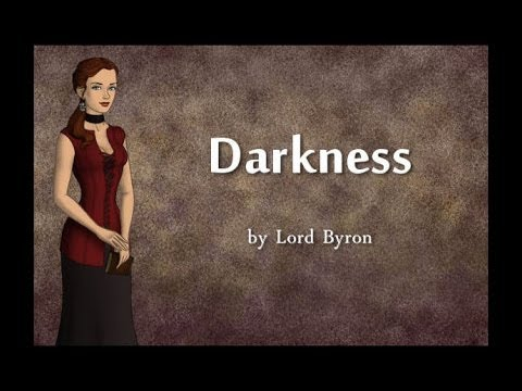 lord byron s darkness