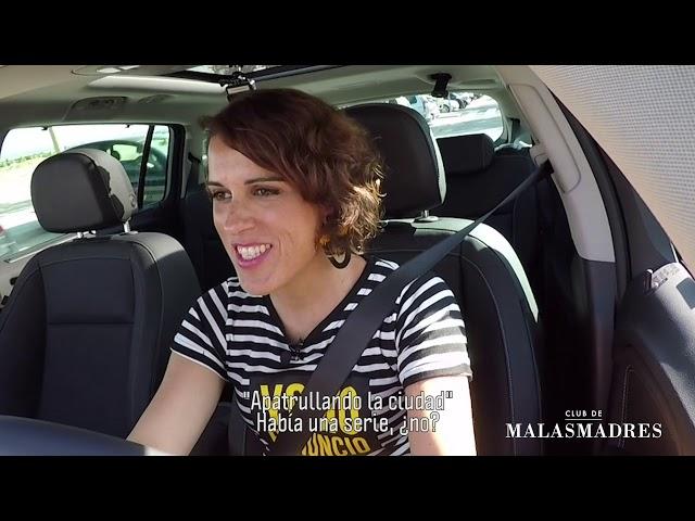 'Tomas falsas Paseando a Miss Malamadre con Irene Villa'