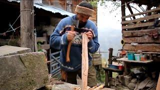 Serdar Kılıç Balta Sapı Yapımı