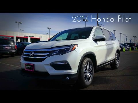 2017 Honda Pilot EX 3.5 L V6 Review
