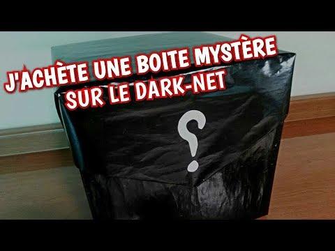 J'achète une boite mystère du DARK NET / DEEP WEB