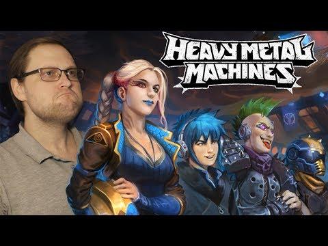 HEAVY METAL MACHINES - ХРАМ ЖЕРТВОПРИНОШЕНИЙ Скачать игру