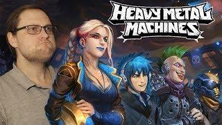 КУЧА ДЕНЕГ ЗА ТВОЙ СКИЛЛ ► Heavy Metal Machines