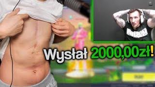 ISAMU wysyła 2000,00 PLN potrzebującemu! *zobacz dlaczego*