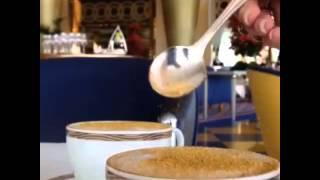 Burj Al Arab Jumeirah - 24 Carat Cappucino