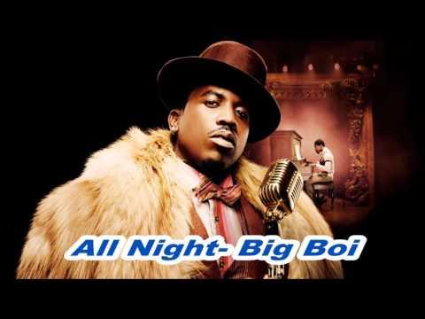 All Night- Big Boi BASS BOOSTED iPhone X Animoji Advert