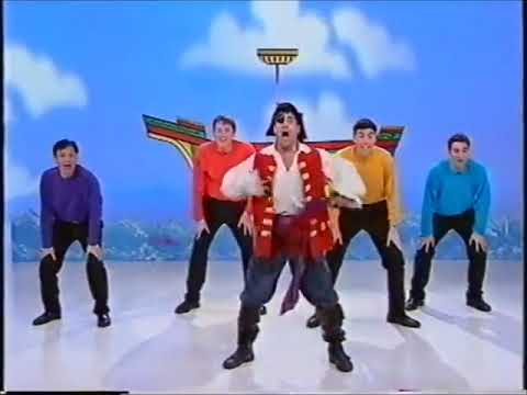 The Wiggles - Bing Bang Bong (That's a Pirate Song 1996)