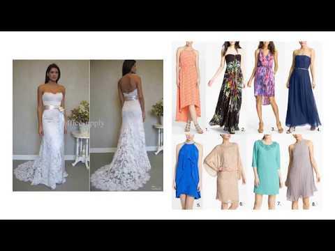 wedding-dress-code-beach-chic