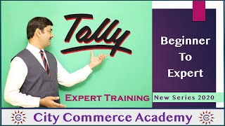 Tally erp 9 full tutorial in hindi all parts I Tally course beginner to expert