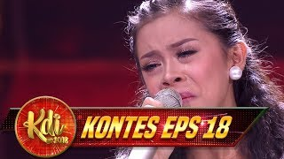 Download Video TOTALITAS TANPA BATAS!!! Amel Sampai Dimarahin Evi Masamba- Kontes KDI Eps 18 (29/8) MP3 3GP MP4
