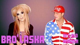 Season 2 of Bro'Laska w/ Alaska Thunderfuck & Cory Binney - How to Talk Like Alaska