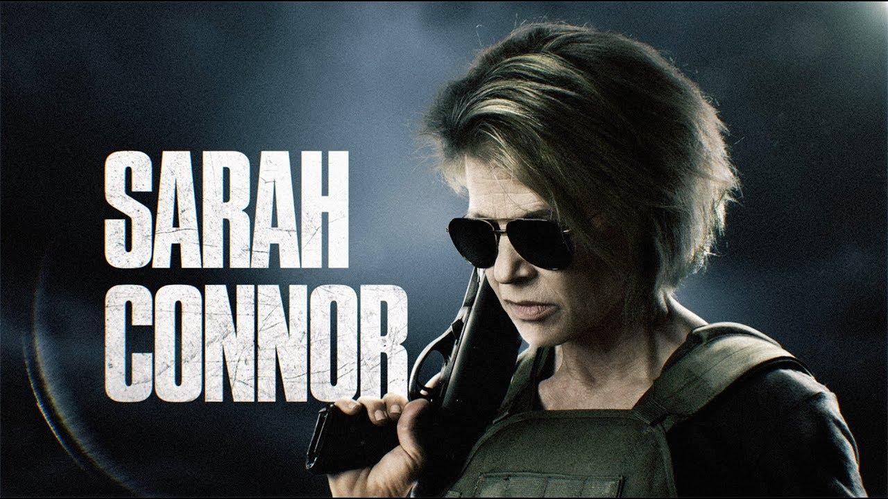 Resultado de imagen para terminator sarah connor 2019