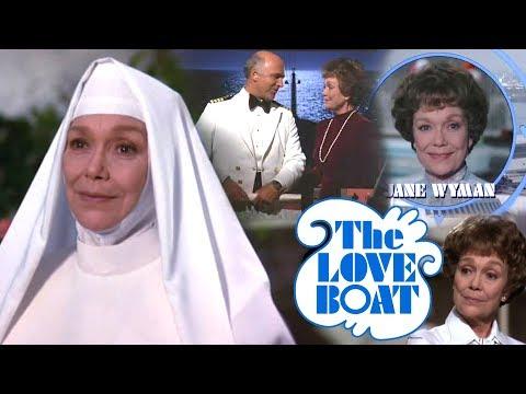 Jane Wyman  The Love Boat