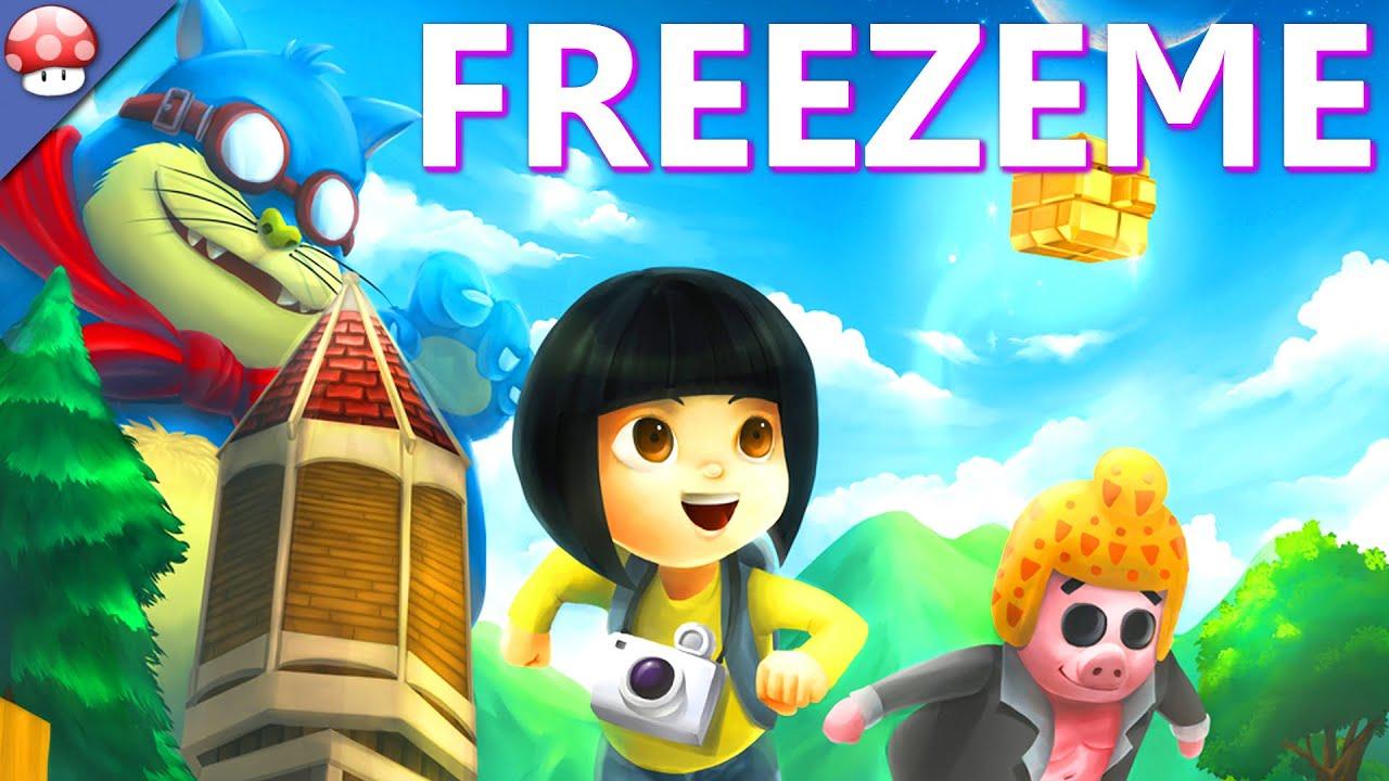 Resultado de imagem para FreezeMe