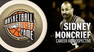 Sidney Moncrief | Hall of Fame Career Retrospective